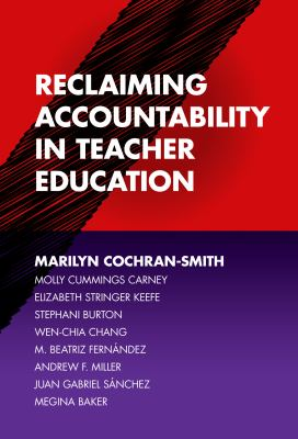 Reclaiming Accountability Cover Art