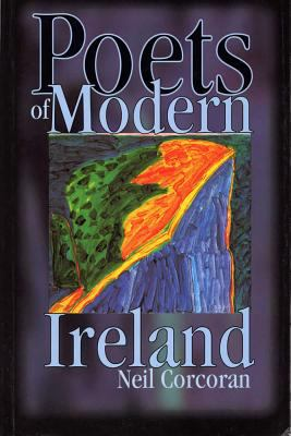 Cover Art for Poets of Modern Ireland