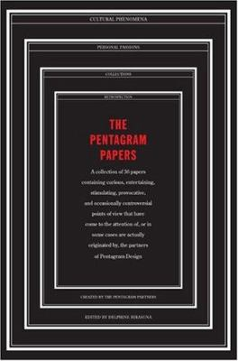 A black book cover with concentric white rectangles outlining the title in red text.