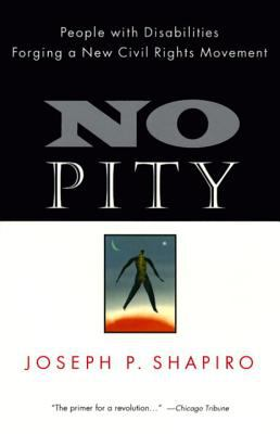 Book cover for No Pity.