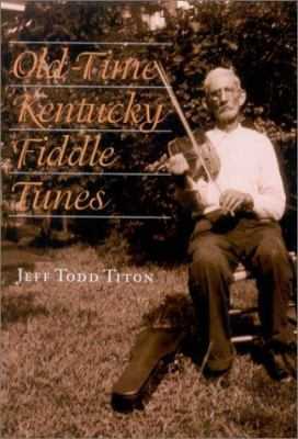Book Cover for Old-Time Kentucky Fiddle Tunes