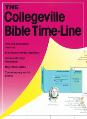 cover of The Collegeville Bible Time-Line