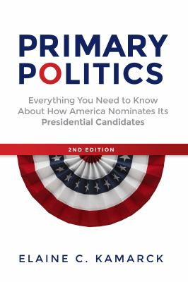 Book cover for Primary politics.