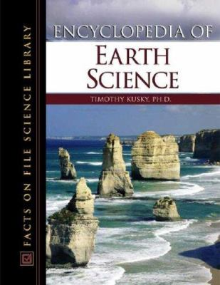 Cover image of Encyclopedia of Earth Science