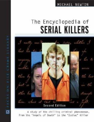 The Encyclopedia of Serial Killers Cover Art