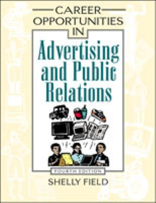 Career Opportunities in Advertising and Public Relations Cover Art