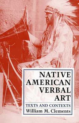 Native American Verbal Art