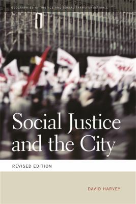 Harvey Social Justice in the City