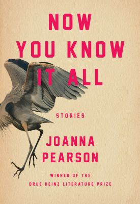 NOW YOU KNOW IT ALL. by PEARSON, JOANNA.