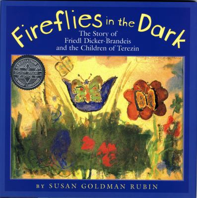 Cover Art for Fireflies in the Dark