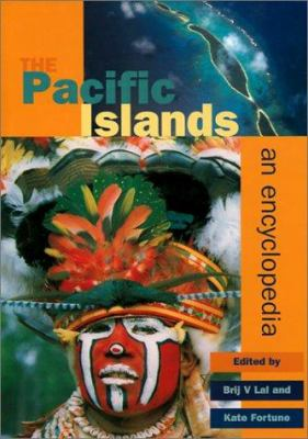 Cover the book ʻThe Pacific Islands: an encyclopediaʻ