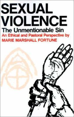 Sexual Violence: the unforgettable sin book jacket