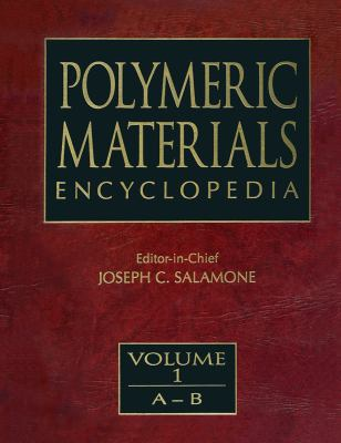 Cover art for Polymeric materials encyclopedia