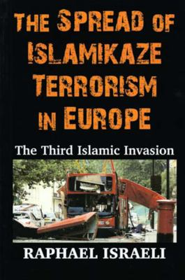 Cover art for Spread of Islamikaze Terrorism in Europe