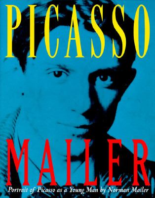 Portrait of Picasso As a Young Man Cover Art