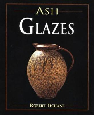 Book cover for Ash glazes.