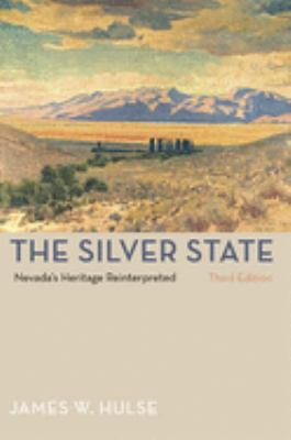 Cover of The Silver State book