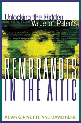 Cover art for Rembrandts in the attic