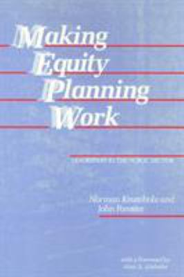 Krumholz Making Equity Planning Work