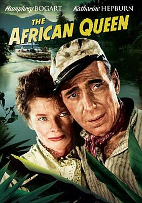 movie poster of The African Queen
