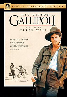 movie poster of Gallipoli