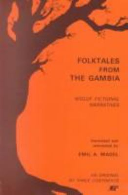 bookcover Folktales from the Gambia