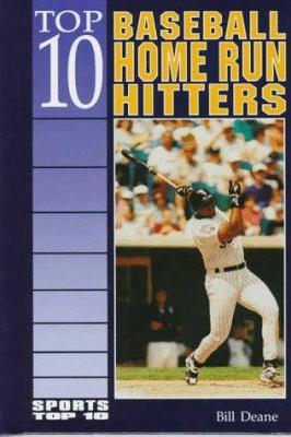 Top 10 baseball home run hitters