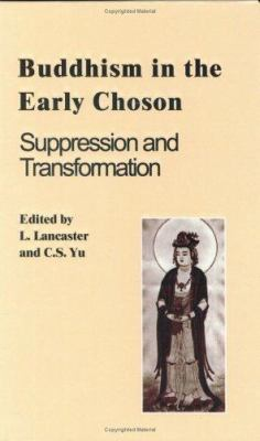 Buddhism Early Choson cover art