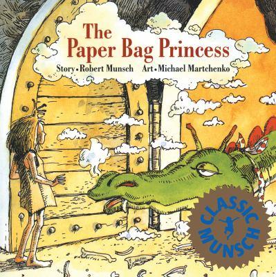 The Paper-Bag Princess