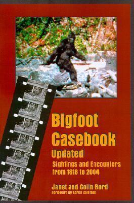 Bigfoot Casebook Updated