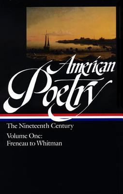 American Poetry - The Nineteenth Century