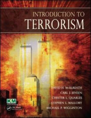 Cover Art for Introduction to Terrorism