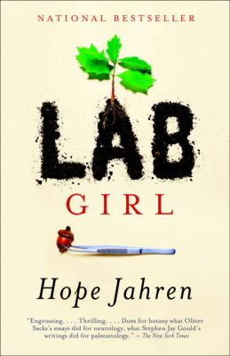 Lab Girl Book Cover Art