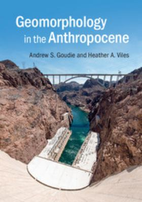 Book Cover : Geomorphology in the Anthropocene