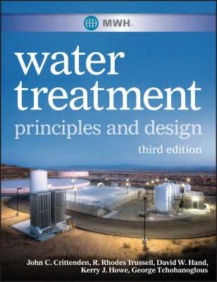 book cover: MWH's Water Treatment
