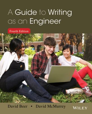 Cover art for Guide to Writing as an Engineer (4th ed.)