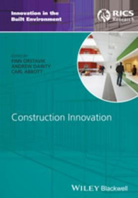 book cover: Construction Innovation