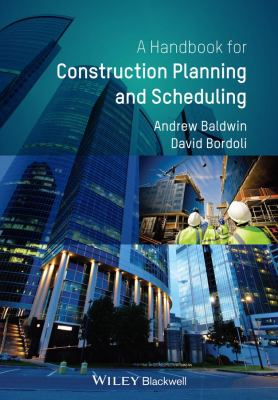 book cover: Handbook for Construction Planning and Scheduling