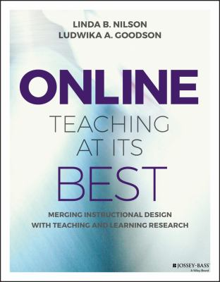 [Book Cover] Online Teaching at Its Best