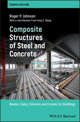 book cover: Composite Structures of Steel and Concrete