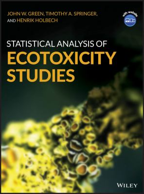 book cover:  Statistical Analysis of Ecotoxicity Studies