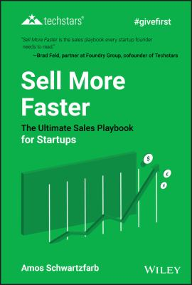 Sell More Faster book cover