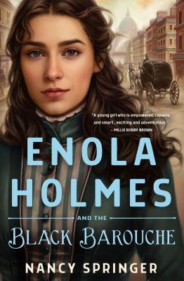 Enola Holmes and the black barouche