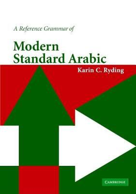 Cover Art for Reference Grammar of Modern Standard Arabic