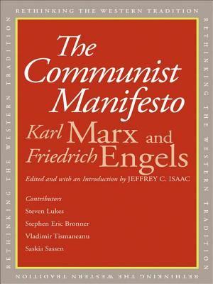 Book cover-The Communist Manifesto
