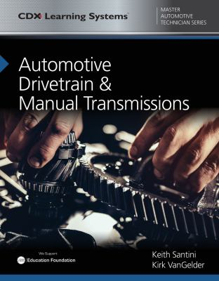 Automotive Drivetrain and Manual Transmissions
