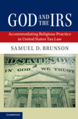 God and the IRS book cover