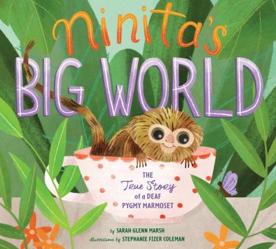 Ninita's Big World By Sarah Glenn Marsh