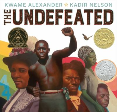 The Undefeated Cover Art