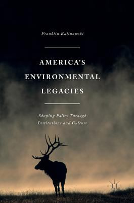 Book Cove: America's Environmental Legacies